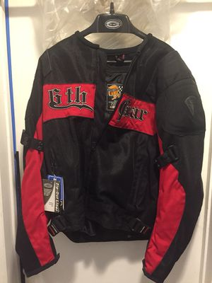 Sixth gear motorcycle jacket for Sale in Los Angeles, CA
