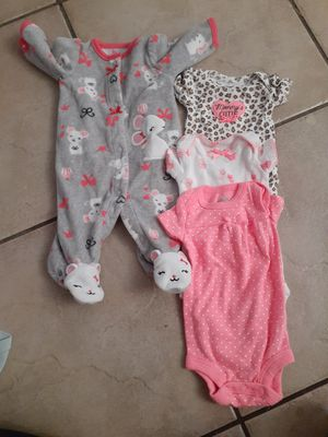 Preemie Girls Baby Clothes for Sale in Gilbert, AZ