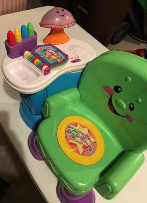 Fisher price kids play desk for Sale in Woodbury, MN