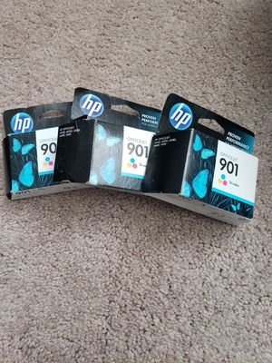 HP printer ink color for Sale in Orting, WA
