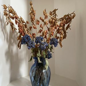 """Beautiful Dry Flowers With Vase 20""""wide 30"""" Tall for Sale in Issaquah, WA"""