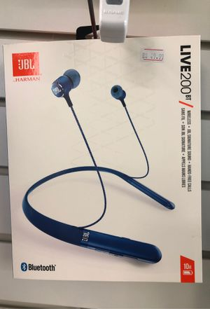 JBL bluetooth headphones for Sale in New Haven, CT