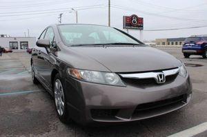 2011 Honda Civic Sdn for Sale in Clinton Township, MI