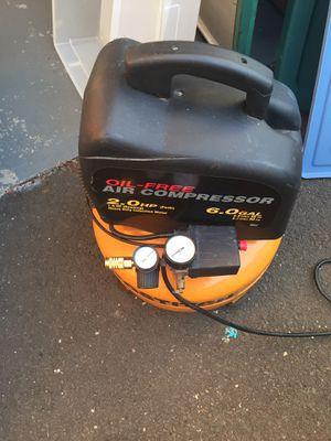 Boshtich air compressor for Sale in Stamford, CT