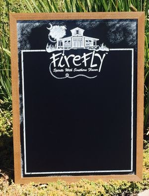 "FireflyWall Chalkboard Beer Bar Mirror ""New"" for Sale in Monterey Park, CA"