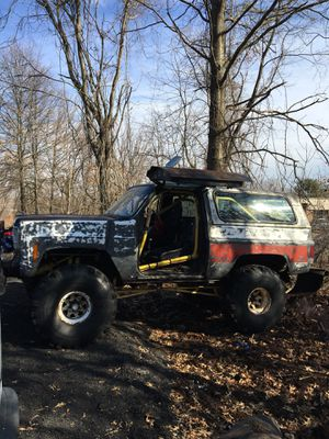 1977 K5 chevy blazer for Sale in Newington, CT