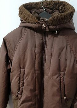 Guess Hooded Brown Jacket for Sale in Middletown,  MD