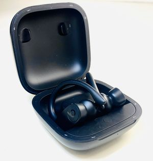 Beats by Dr Dre PowerBeats Pro Headphones with Charging Case for Sale in Montclair, CA