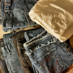 Jeans 5 - 10 And Some Brand Names for Sale in Culleoka, TN