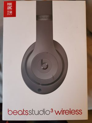 Beats Studio3 Wireless - Gray for Sale in Sunset, LA