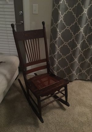 Handcrafted Wooden Chair for Sale in Winter Park, FL