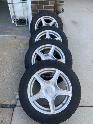 4 Tires with Rims for Sale in Birmingham, MI