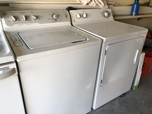 GE washer & Dryer for Sale in Mission Viejo, CA