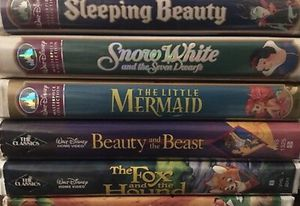 Disney VHS movies for Sale in Bassett, CA