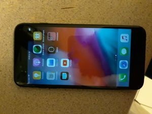 Iphone 7 plus 32gb come to impac glass + casé for Sale in Haines City, FL