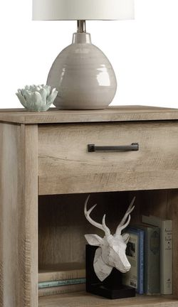 Cannery Bridge Nightstand With Drawer And Storage for Sale in Burbank,  CA