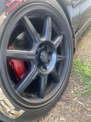 Civic rim 4x100 for Sale in Miami, FL