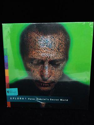 Explora1 Peter Gabriel's Secret World for Sale in Pleasant Hill, CA