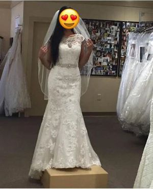 Dress bridal for Sale in Dracut, MA