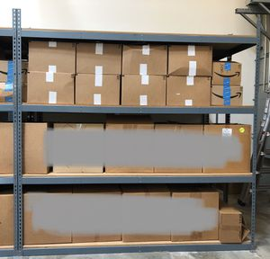 Extra Large Storage Rack Shelves 4-Tier for Sale in Arcadia, CA