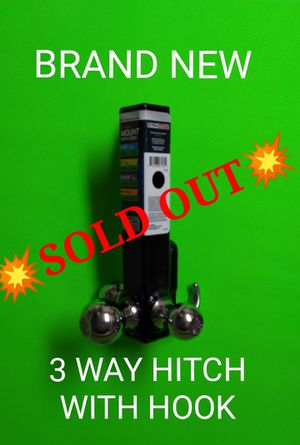 SOLD OUT / BRAND NEW 3 WAY HITCH / for Sale in Phoenix, AZ
