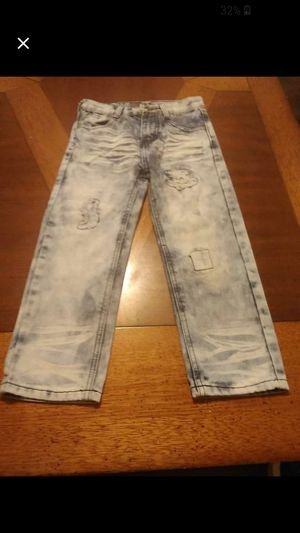 Boys distressed Jean's size 4 for Sale in Waterford, PA