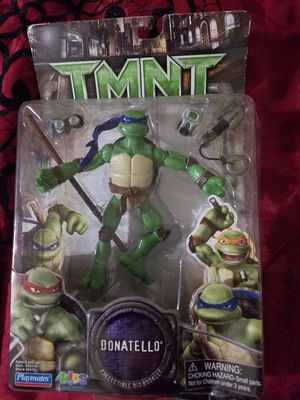 "Teenage Mutant Ninja Turtles TMNT Donatello Action Figure Playmates -6"" -Donatello NEW ON BOX Collectible for Sale in Chandler, AZ"