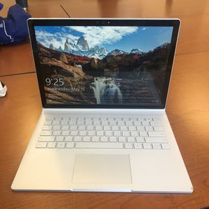 """Microsoft Surface Book 13.5"""" for Sale in Chicago, IL"""