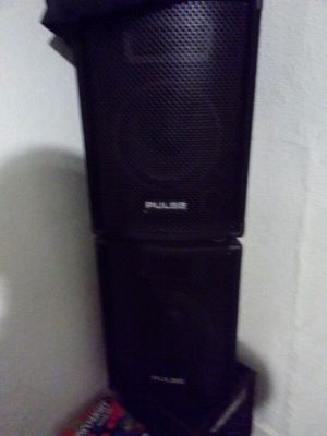 DJ Equipment PULSE PA/SYSTEM for Sale in St. Louis, MO