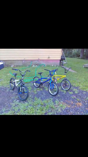 Bikes for sale for Sale in Middleburg, PA