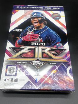 2020 Topps Fire baseball cards for Sale in Vancouver,  WA