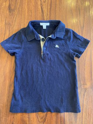 Burberry polo shirts for boy for Sale in Edmonds, WA