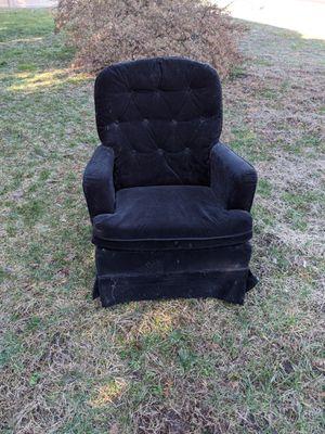 Black Rocking chair for Sale in Harrington, DE