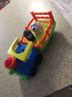Fisher price Zoo Train for Sale in US
