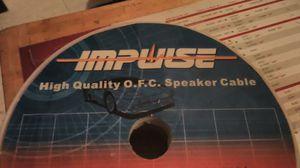 Brand New Impulse Speaker wire for Sale in Carmichael, CA