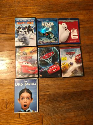 DVDs and Blue Rays (7 total) for Sale in High Point, NC