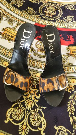Christia. Dior heels for Sale in Commerce Charter Township, MI