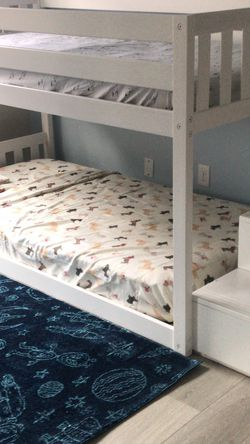 Twin Bunk Bed for Sale in Hayward,  CA
