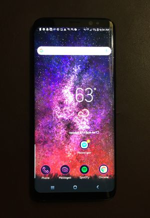 Samsung- Galaxy S8! for Sale in Tukwila, WA