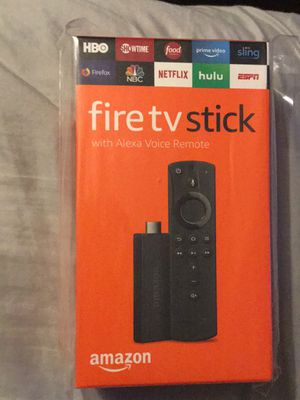 Fire tv stick for Sale in Valrico, FL