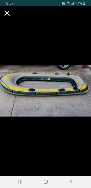 Inflatable boat for Sale in San Antonio, TX