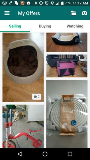 Pet Beds, Pet Carrier, Baby Items! $10-$40 for Sale in Poway, CA