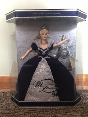 Millennium Princess Barbie Blonde for Sale in Hastings, MN