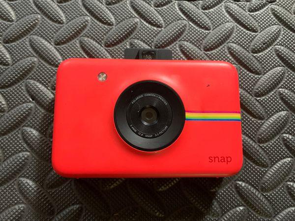 Polaroid snap Instant print camera