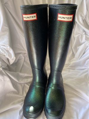Hunter rain boots for Sale in Temple Hills, MD