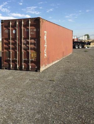40' HC Storage Containers for Sale! for Sale in San Angelo, TX
