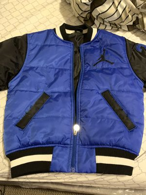 Brand new no tag Jordan jacket for kids size 8/10 for Sale in Oakland, CA
