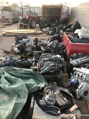 Engine and transmissions alternators and starters starting $25 each for Sale in Payson, AZ