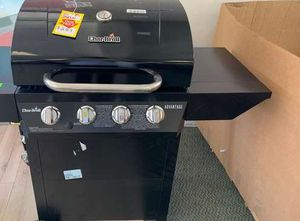Brand New Black Char-Broil Propane Gas Grill! 3T for Sale in Austin, TX
