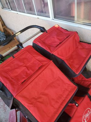 Jogging double stroller for Sale in Rancho Cucamonga, CA